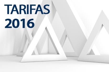 TARIFA ASEMAS 2016